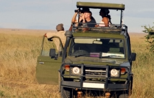 7 days uganda safari