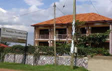 Entebbe Travelers Inn