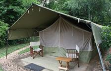 Ishasha Wilderness Camp