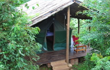 Lake Kitandala Tented Camp